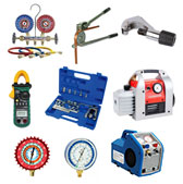 HVAC Tools & Equipment Dealers in Dubai