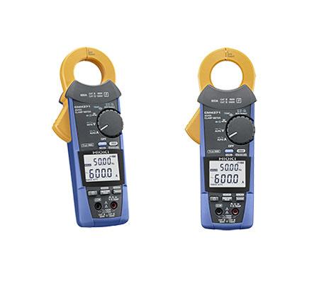 Hioki Clamp Meter Model CM4371