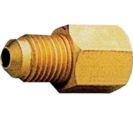 PNM Brass Female Connector FC-04x02