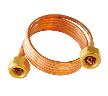 PNM Capillary Tube With Nuts 900M-B