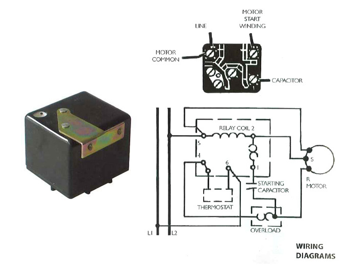 P&M Potential Relay - Model PM-A3C2 - HVAC, Air Conditioning Spare Parts  Suppliers & Wholesalers in Dubai | Hvac Potential Relay Wiring Diagram |  | HVAC, Air Conditioning Spare Parts Suppliers & Wholesalers in Dubai