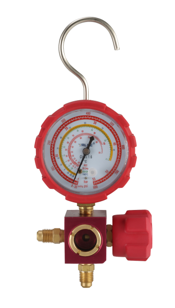 Value high pressure single gauge WMG-1-S-H-R32 in Dubai