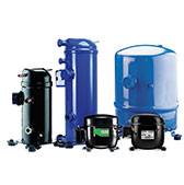 HVAC Compressors Suppliers in Dubai