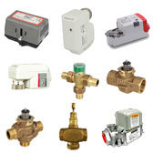 HVAC Actuators Valves & Controls Suppliers in Dubai