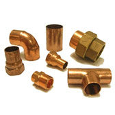 HVAC Brass & Copper Fittings